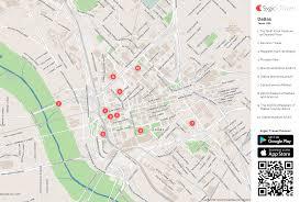 Dallas Area Map Dallas Printable Tourist Map Sygic Travel