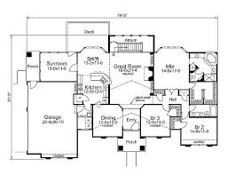 1500 Square Foot Ranch House Plans 58 Best House Plans Images On Pinterest Small House Plans House