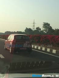 ford india to export 2016 figo as ka spotted on test motorbeam