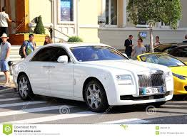 roll royce phantom white rolls royce ghost editorial stock image image 49874179