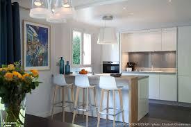 cuisine petit espace design separation cuisine salon petit espace design d inspiration
