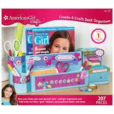 Personalized Desk Organizer by Find The American Girl Crafts Create U0026 Craft Desk Organizer At