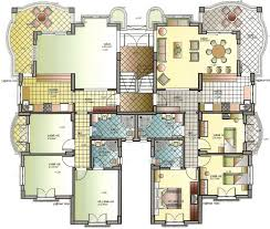 apartments building plan design new basic floor plans solution