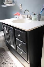 diy bathroom vanity makeover sukseskuco bathroom vanity makeover