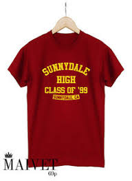 sunnydale class of 99 sunnydale high shirt buffy t shirt class of 99 unisex top clothing