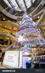 Christmas Decorations Shopping Malls Kuala Lumpur by Kuala Lumpur Malaysia Dec 2015 Christmas Stock Photo 350659064