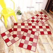 tapis cuisine antiderapant lavable simple polypropylène tapis antidérapant tapis doux chambre moderne