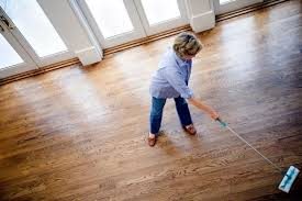 how to fix water damage to a hardwood floor