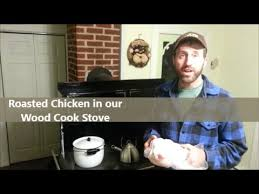 Kitchen Queen Wood Stove by Roasted Chicken In Our Kitchen Queen Wood Cook Stove Youtube