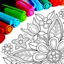 Mandala Coloring Pages Android Apps Google Play
