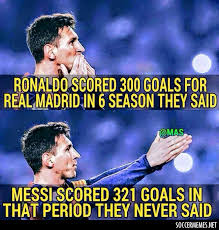Memes Messi - 29 ronaldo vs messi memes that will start a war