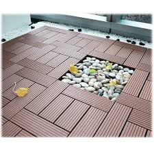 Composite Flooring New High Tech Green Materials Wood Plastic Composite Yard