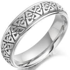celtic wedding knot ceremony wedding ring gold knot celtic wedding band