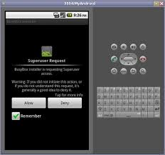 busybox android learn to root android using emulator blogarious