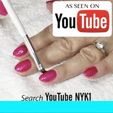 nyk1 professional gel polish nail top and base coat both uv and