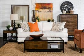 Living Spaces Sofa Table by Langley Sofa Living Spaces Spaces And Living Rooms