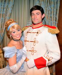 prince charming walt disney world magic kingdom cinderella and prince charming