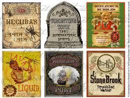 poison labels u2013 halloween u2013 festival collections