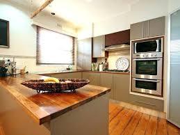 Small U Shaped Kitchen With Breakfast Bar - traditional kitchen with breakfast bar u shaped in burke va