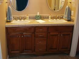 bathroom double sink vanities with hutches u2014 the furnitures