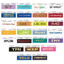 name tags for reunions 18 best reunion nametags images on badges high