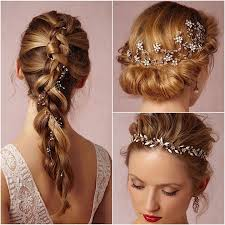 wedding hair accessories bridal hair accessories from bhldn modwedding