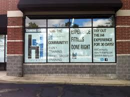 window posters custom window signs winfield il