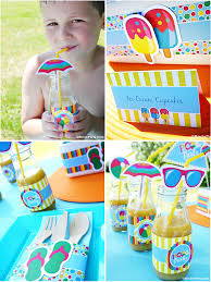 Pool Party Ideas Pool Party Ideas U0026 Kids Summer Printables Party Ideas Party