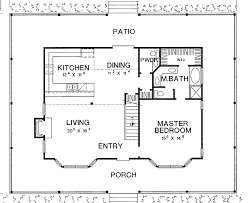 floor plans with porches plan w3027d wonderful wrap around porch e architectural design