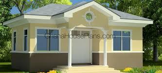 Ghana House Plans – Ashford House Plan