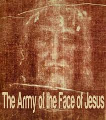 Chaplet Of The Holy Face The Army Of The Face Of Jesus The Power Of The Rosary