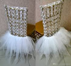 cheap sashes for chairs online cheap 2015 vintage chair sash for weddings lace tulle