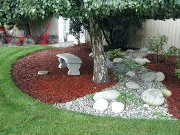 Colored Rocks For Garden Rocks For Landscape Black Landscaping Rock Lava Pebble Decorative