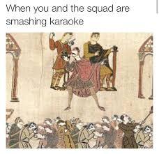 Funny Karaoke Meme - karaoke squad know your meme