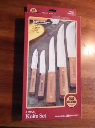 hickory kitchen knives thoughts from frank and fern kitchen knives what we use
