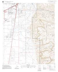 Alamogordo New Mexico Map by Dog Canyontrail Sacramento Ranger District