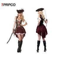 Pirate Halloween Costume Cheap Pirate Halloween Costume Women Aliexpress