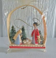 59 best vintage nativities images on nativity sets