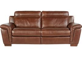 cindy crawford recliner sofa picture of cindy crawford home tuscany brown leather power reclining