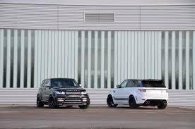 range rover sport white white and black lumma design clr rs range rover sport gtspirit