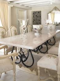 kitchen table beautiful long dining room table glass kitchen