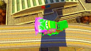 monster trucks lightning mcqueen spiderman baby games spider man lightning mcqueen u0026 wingo disney cars ramp