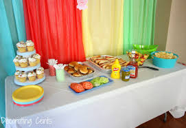 Yo Gabba Gabba Party Ideas by Decorating Cents Yo Gabba Gabba Birthday Party
