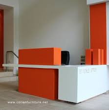 Salon Front Desk Furniture Best 25 Small Reception Desk Ideas On Pinterest Office