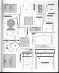 Wood Dollhouse Furniture Plans Free by How To A Make Doll U0027s House Bed Paper Doll Template House