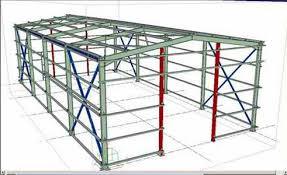 structure workshop garage building