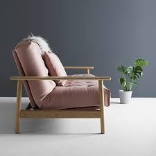 canapes haut de gamme canapé lit clic clac de luxe balder innovation living dk
