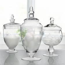 Bathroom Apothecary Jar Ideas Colors 54 Best Jars Stands U0026 Vases Images On Pinterest Glass Jars