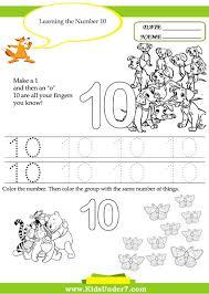 free printable math worksheets kindergarten kids under 7 worksheet