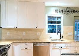 kitchen backsplash travertine tile travertine tile backsplash souskin com